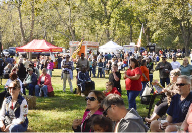 Richard Bland College of William & Mary 2017 Pecan Festival Expands