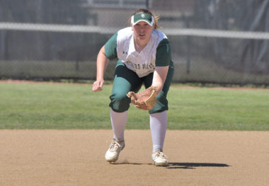 Softball Player Kay'lee Justice Standout in First Season