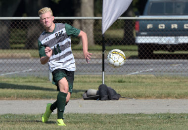 October 10, 2017 - Richard Bland Soccer vs. Cape Fear Community College