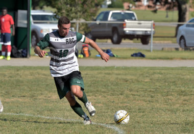 September 26, 2017 - Richard Bland Soccer vs. Louisburg College