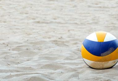 April 26, 2018 - Beach Volleyball/Cornhole Intramurals