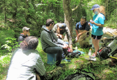 RBC Students Conduct Environmental Research In West Virginia