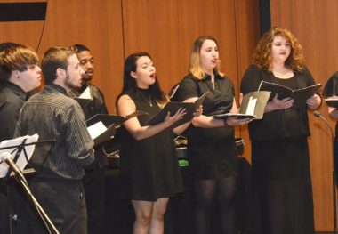 May 1, 2018 - Spring Choir Concert