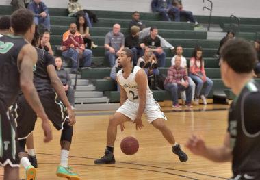 January 17, 2018 - Richard Bland Basketball Homecoming Game vs. Louisburg College