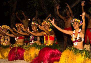 March 22, 2018 - Campus-wide Hawaiian Luau Dance
