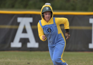 October 27, 2017 - Annual Softball Halloween Intrasquad Game