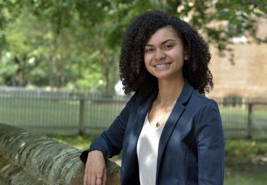 Statesman Scholar Kayla Zanders