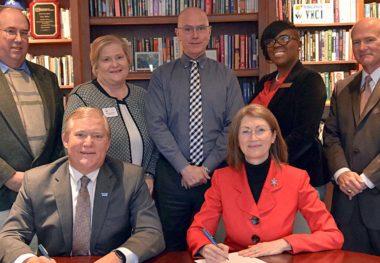 Richard Bland College & Virginia Wesleyan University Partner In Logistics Management Program