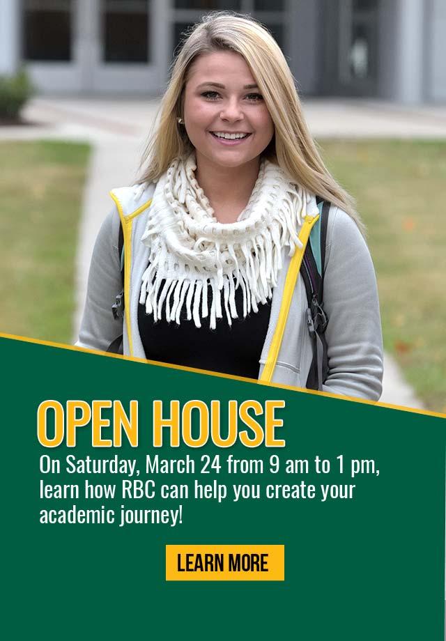 Spring 2018 Open House