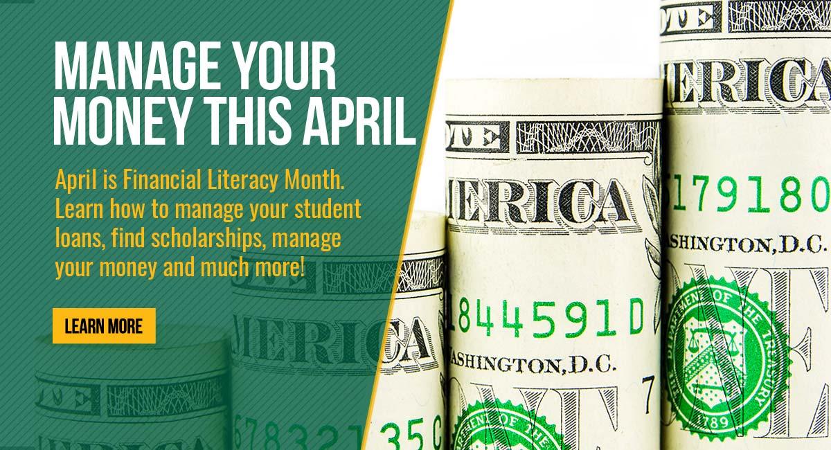 April Financial Literacy Month