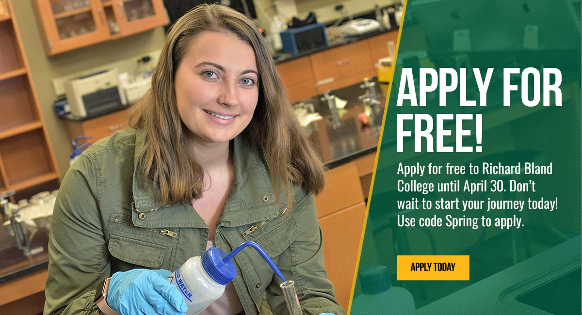 Spring Free Application Week