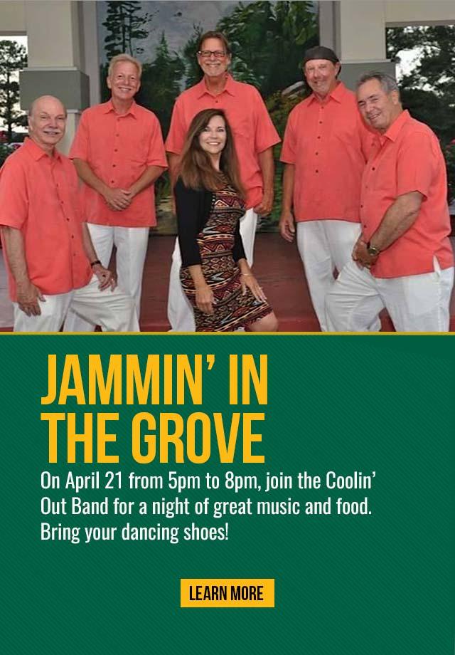 Jammin' In The Grove
