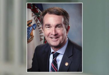 Governor Ralph Northam to Deliver Commencement Address