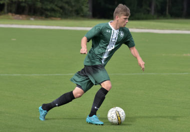 August 25, 2018 - Soccer vs. Patrick Henry Community College