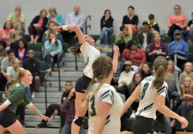 October 9, 2018 - Volleyball vs. Lenoir Community College