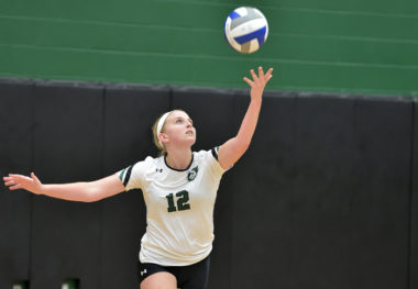 September 29, 2018 - Volleyball vs. Spartanburg Methodist/Cape Fear