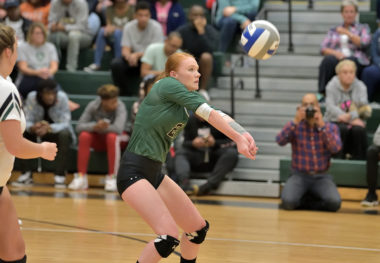 September 20, 2018 - Volleyball vs. Patrick Henry Community College