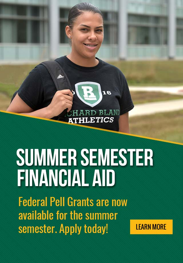 Summer Semester Financial Aid