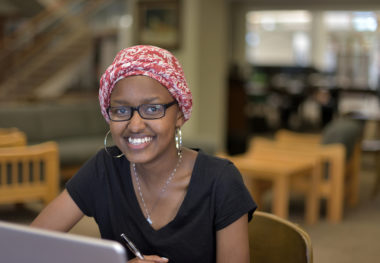 Statesman Scholar Aika Temu