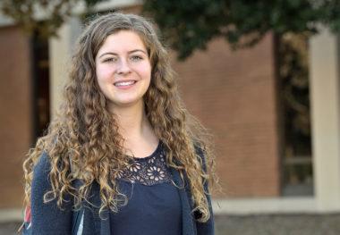 Statesman Scholar Alexis Ange