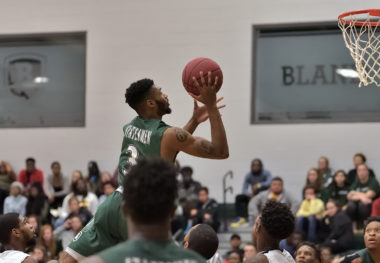 November 28, 2018 - Basketball vs. Northern Virginia Community College
