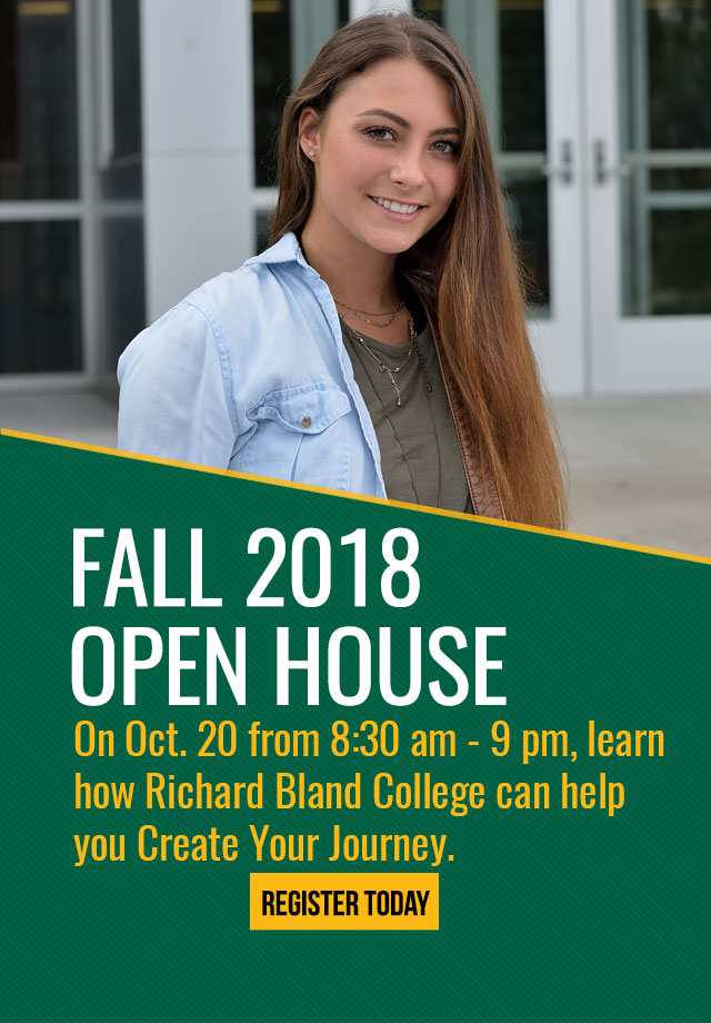 Fall 2018 Open House