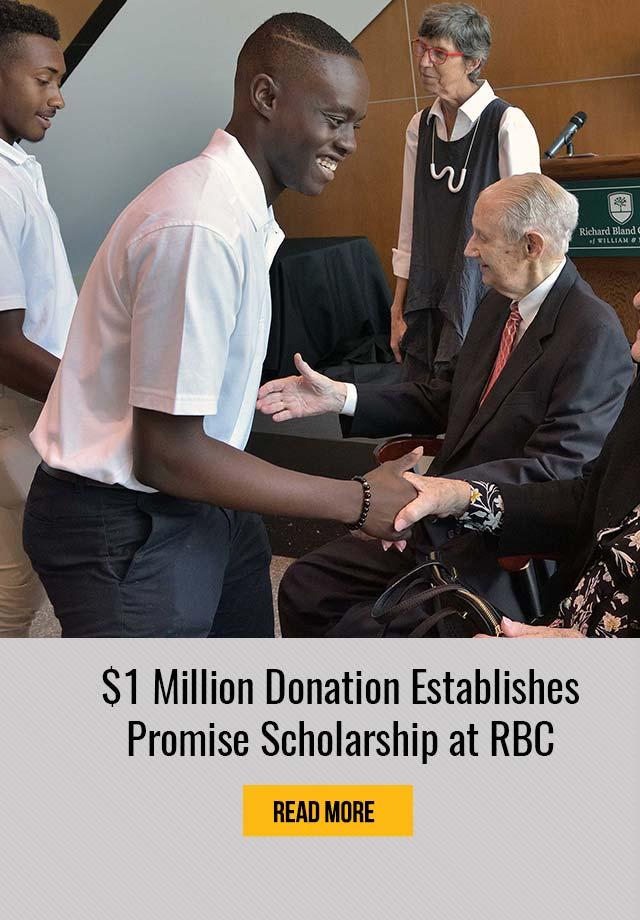 Promise Scholarship Donation