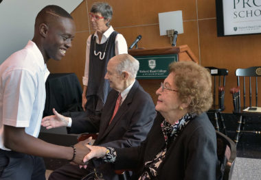 $1 Million Donation Establishes Promise Scholarship at Richard Bland College