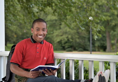 Statesman Scholar Jalen Harris