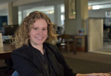Statesman Scholar Jessica Smith