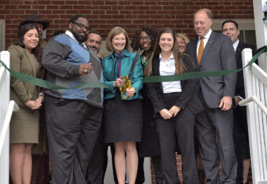 Richard Bland College Re-Opens Historic Building