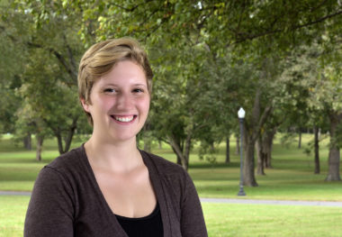 Statesman Scholar Darleen Ziege
