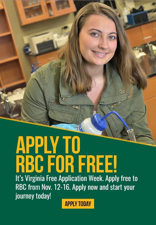 Free Application Week