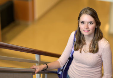 Statesman Scholar Rachel Freeman
