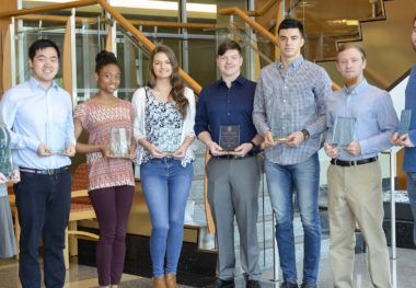 April 3, 2019 - Academic Award Winners Presentation
