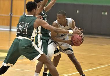 February 2, 2019 - Basketball vs. Brunswick Community College