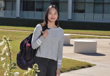 Statesman Scholar Gayeon Kim