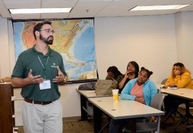 August 10, 2019 - Student Orientations