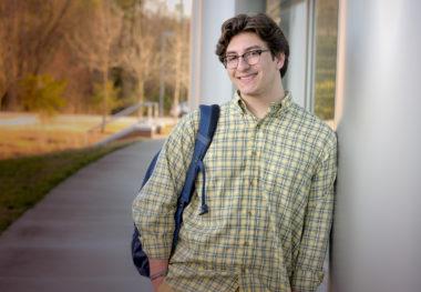 Statesman Scholar Alden Di Dio