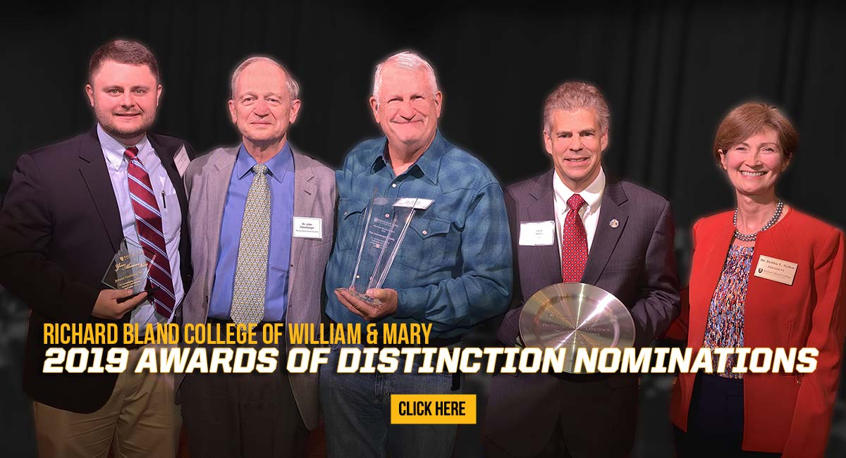 Awards of Distinction