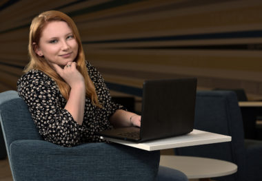 Statesman Scholar Makenzie Cloninger