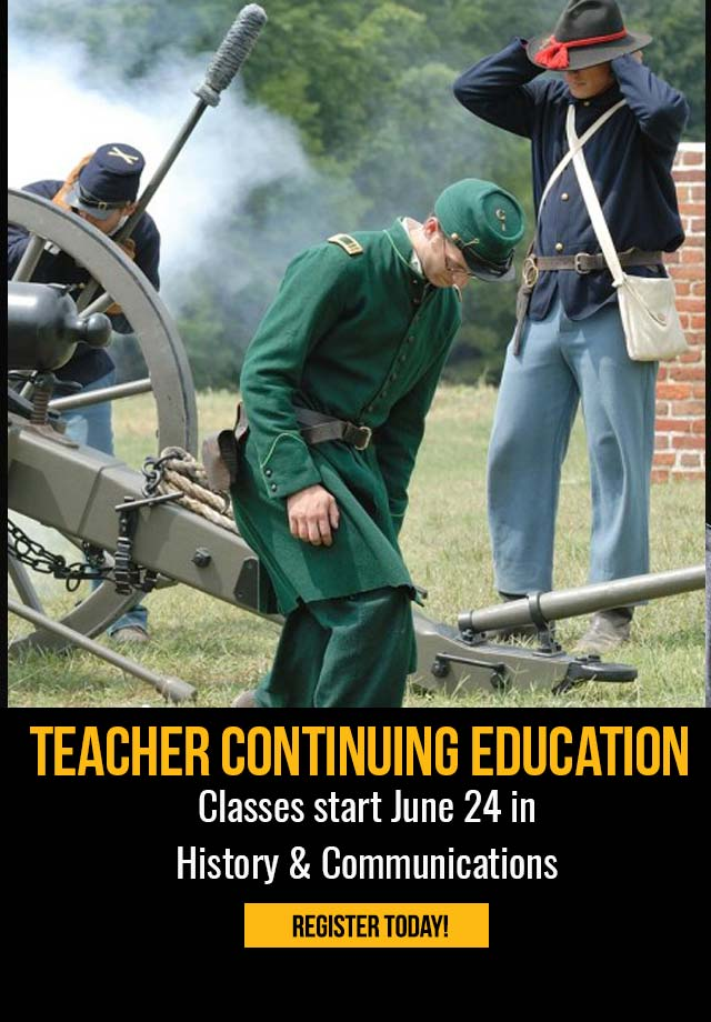 Teacher Continuing Education