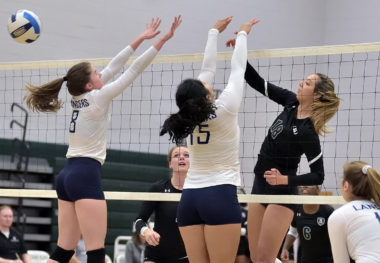 September 20, 2019 - Women's Volleyball vs. Spartanburg Methodist