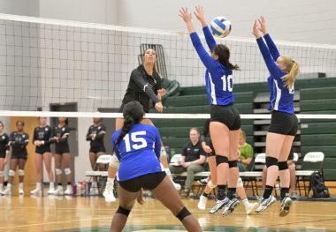 September 28, 2019 - Women's Volleyball Tri-Match