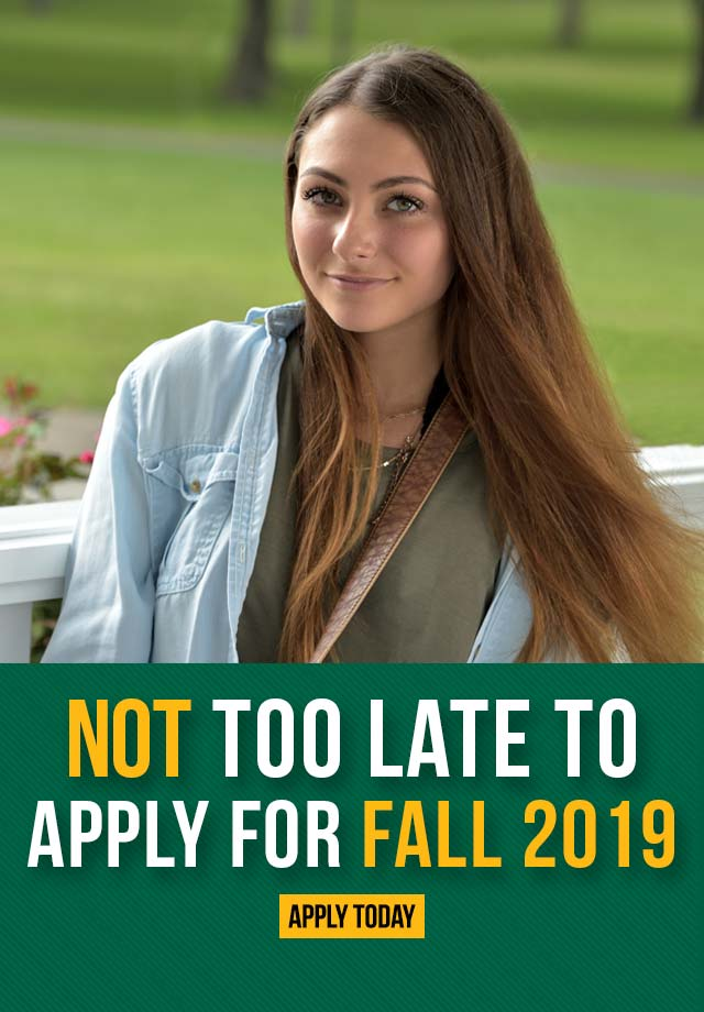 Not Too Late Fall 2019