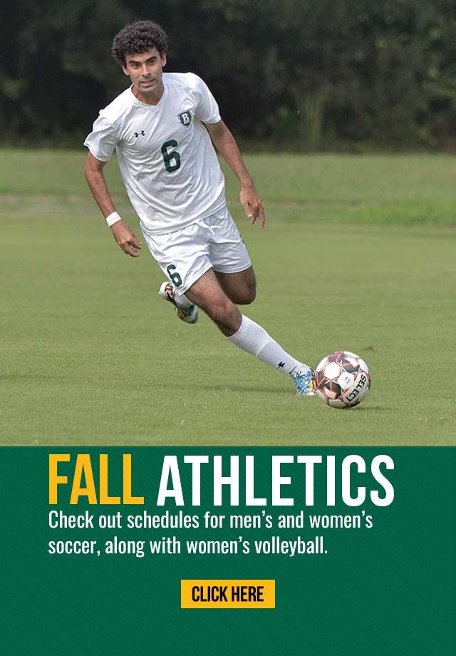 Athletics Fall Schedules