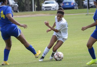 October 24, 2019 - Women's Soccer vs. Washington Advent