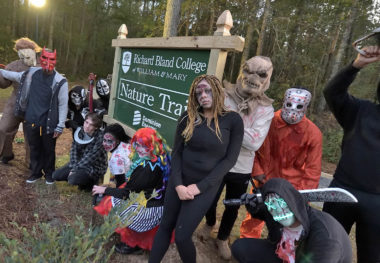 Trail of Terror Opens to Fright-Seekers