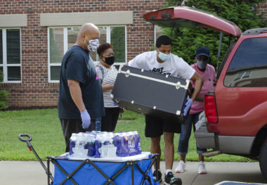 Richard Bland College Students Return to a Safe & Secure Campus