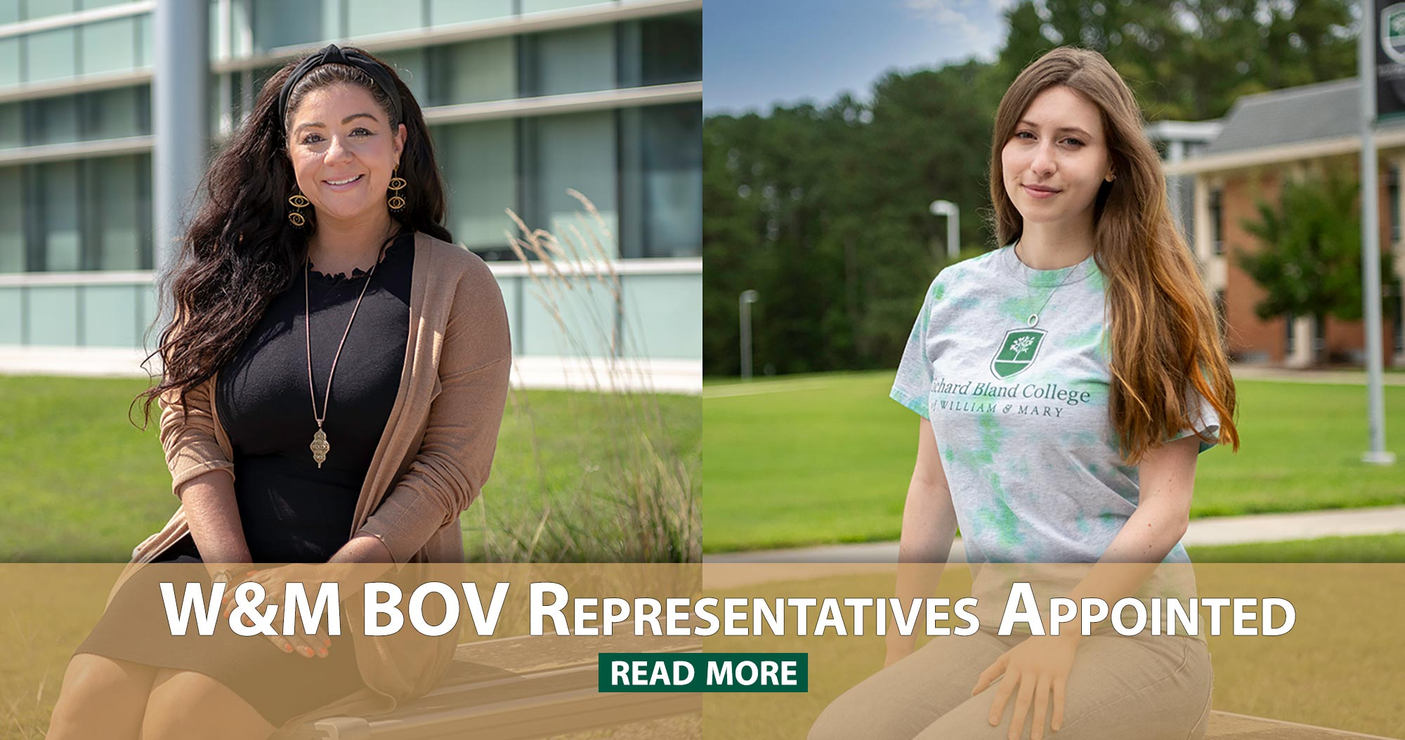 RBC Representatives Selected to the William & Mary Board of Visitors